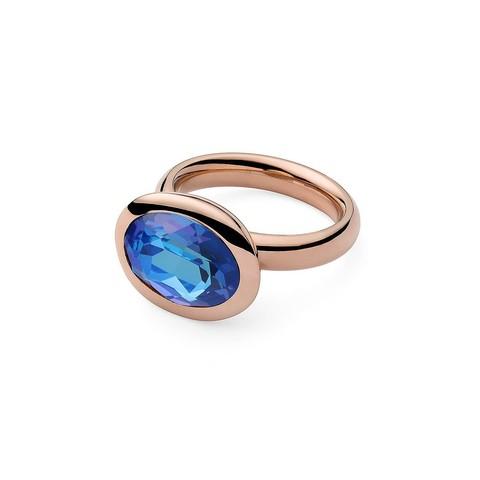 Кольцо Tivola Royal Blue Delite 16.5 мм 651003 BL/RG