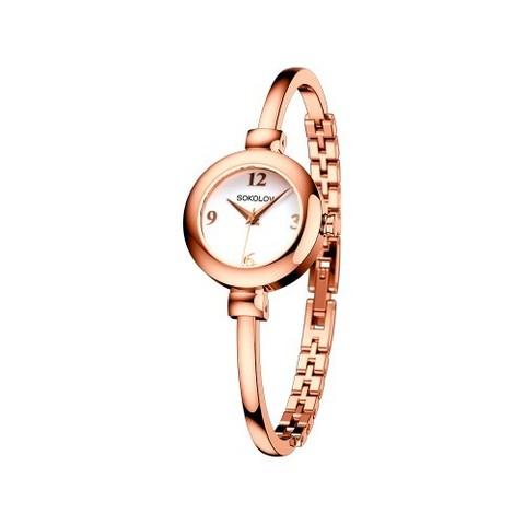 316.73.00.000.02.02.2 - Женские стальные часы SOKOLOV