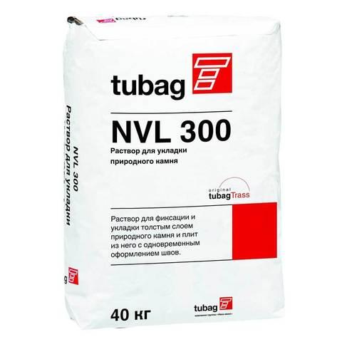 Quick-Mix NVL 300, серый, мешок 40 кг - Раствор для укладки природного камня