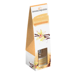 Ароматический диффузор «Italy» 100 мл, «Бурбонная ваниль»