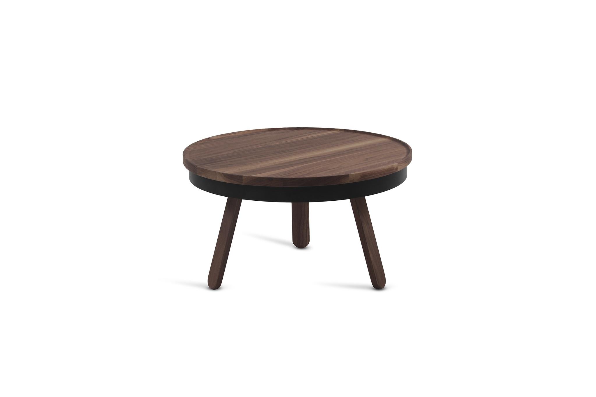 Кофейный столик Batea M орех - вид 1