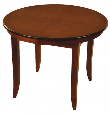 Стол обеденный Балет деревянный овальный коньяк