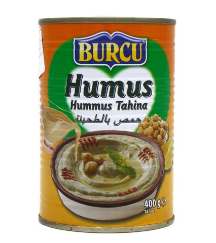 Хумус, Burcu, 400 г