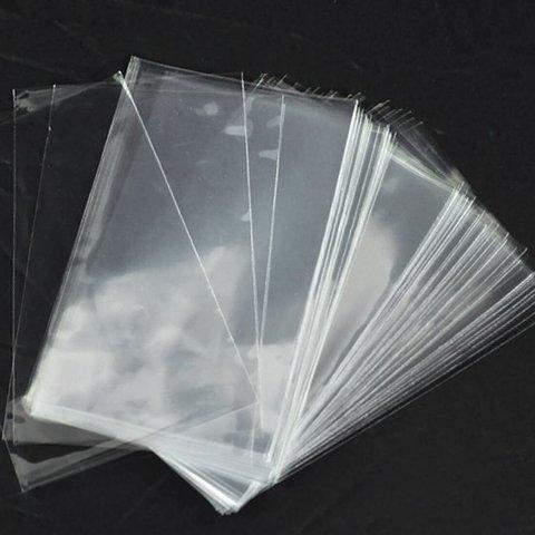 Пакет прозрачный без рисунка объем,132 (32х18х3)