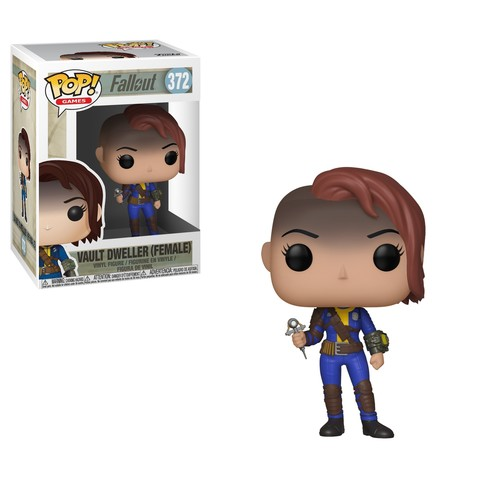 Фигурка Funko POP! Vinyl: Games: Fallout S2: Vault Dweller Female 33975