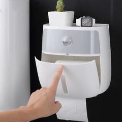 Держатель бокс для туалетной бумаги
