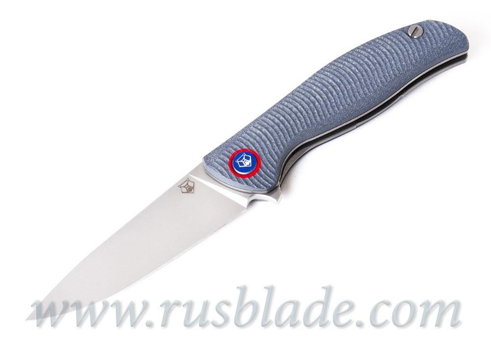 Shirogorov F3 Elmax G10 3D Gray/Red - фотография