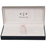 Шариковая ручка Parker Sonnet Slim K430 ESSENTIAL LaqBlack GT Mblack (S0808740)