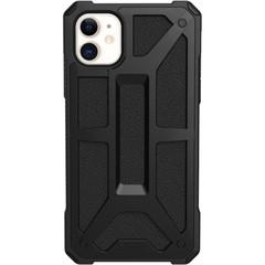 Чехол UAG Monarch  для iPhone 11 чёрный (Black)