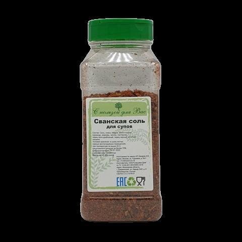 Сванская соль для супов С ПОЛЬЗОЙ ДЛЯ ВАС, 450 гр