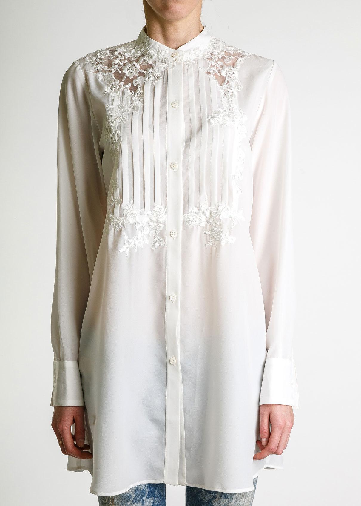 Рубашка ERMANNO SCERVINO