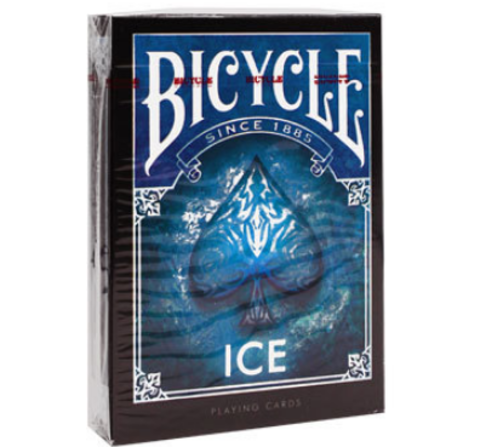 Bicycle Ice Theme Blue