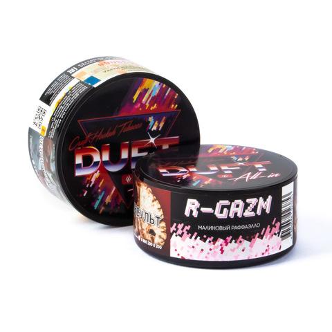 Табак Duft All-in R-Gazm (Малиновый Рафаэлло) 25 г