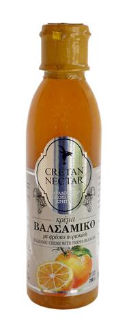 Бальзамический крем с апельсином Cretan Nectar 200 мл.
