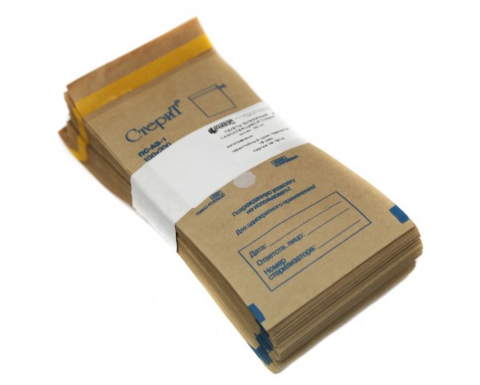 Пакеты из крафт-бумаги, «СтериТ®»