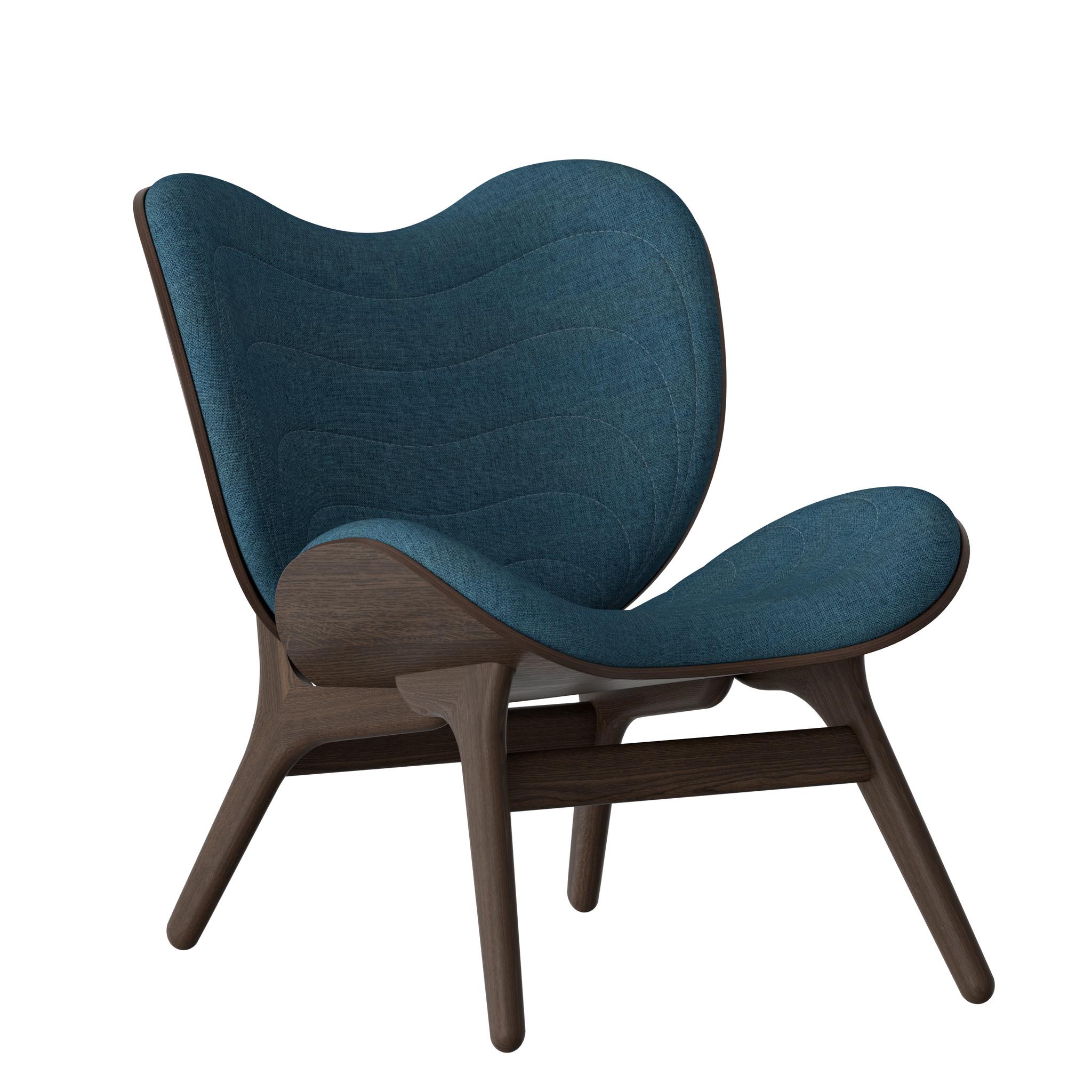 Кресло A Conversation Piece, темный дуб - вид 4