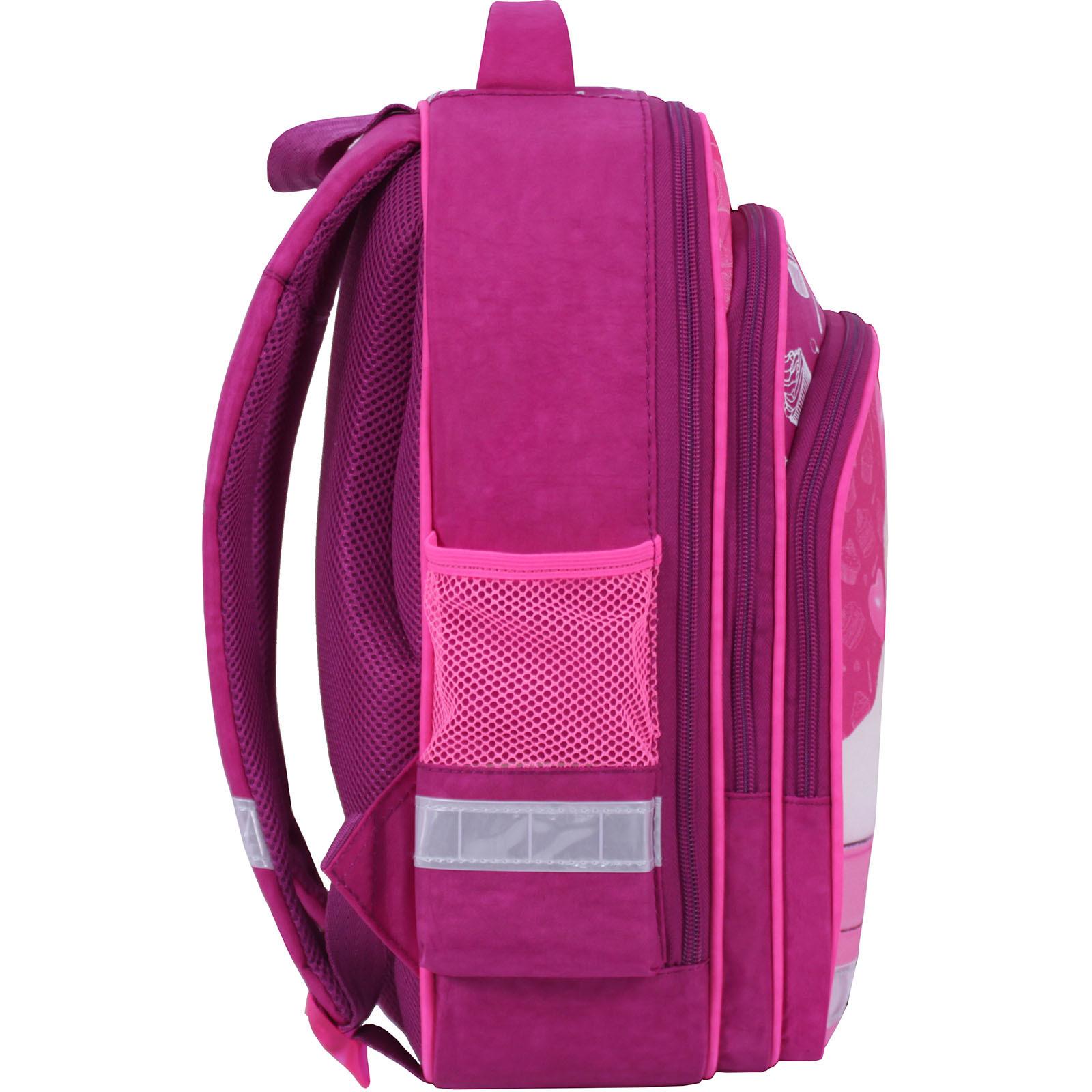 Рюкзак школьный Bagland Mouse 143 малиновый 593 (0051370) фото 2