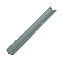 Угловая монтажная пластина для скользящего канала TS90 EN3-4 Dormakaba (Серый)