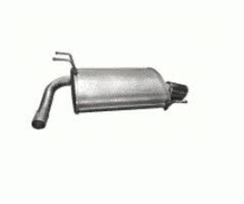 глушитель Honda Accord 86-89 2.0i 12V SDN