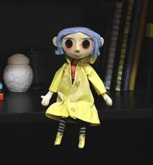 Коралина в Стране Кошмаров реплика кукла Коралина