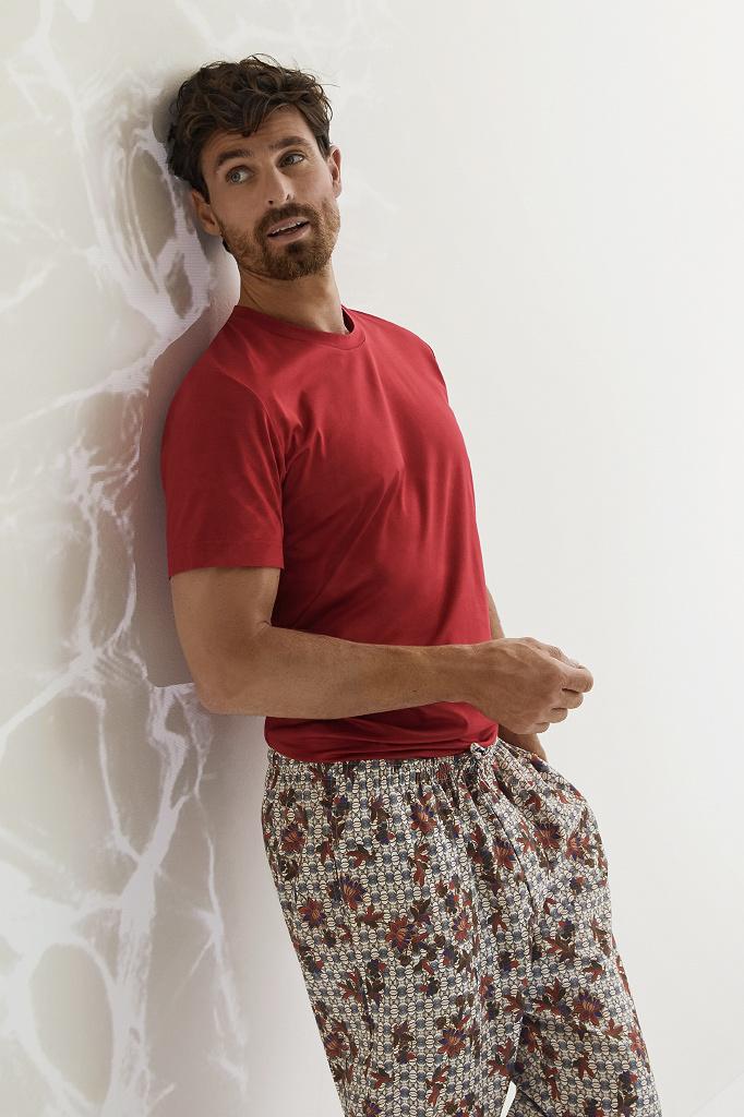 Эксклюзивный мужской домашний костюм Zimmerli