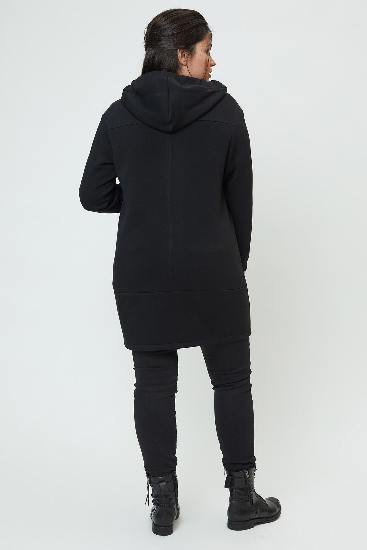 Кардиган Вангелія (чорний)