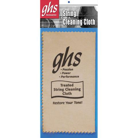 GHS TREATED STRING CLOTH A8 полировочная салфетка для струн
