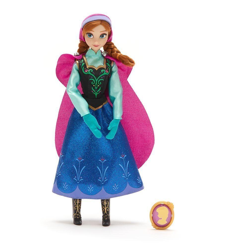 Кукла Анна с клипсой Disney Classic Doll