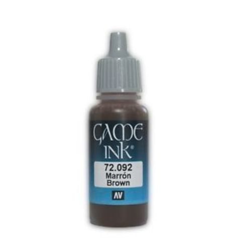 Ink Brown Ink 17 ml.