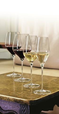 Набор из 4-х бокалов для шампанского Champagne Flute XL 300 мл, артикул 92084. Серия Supreme
