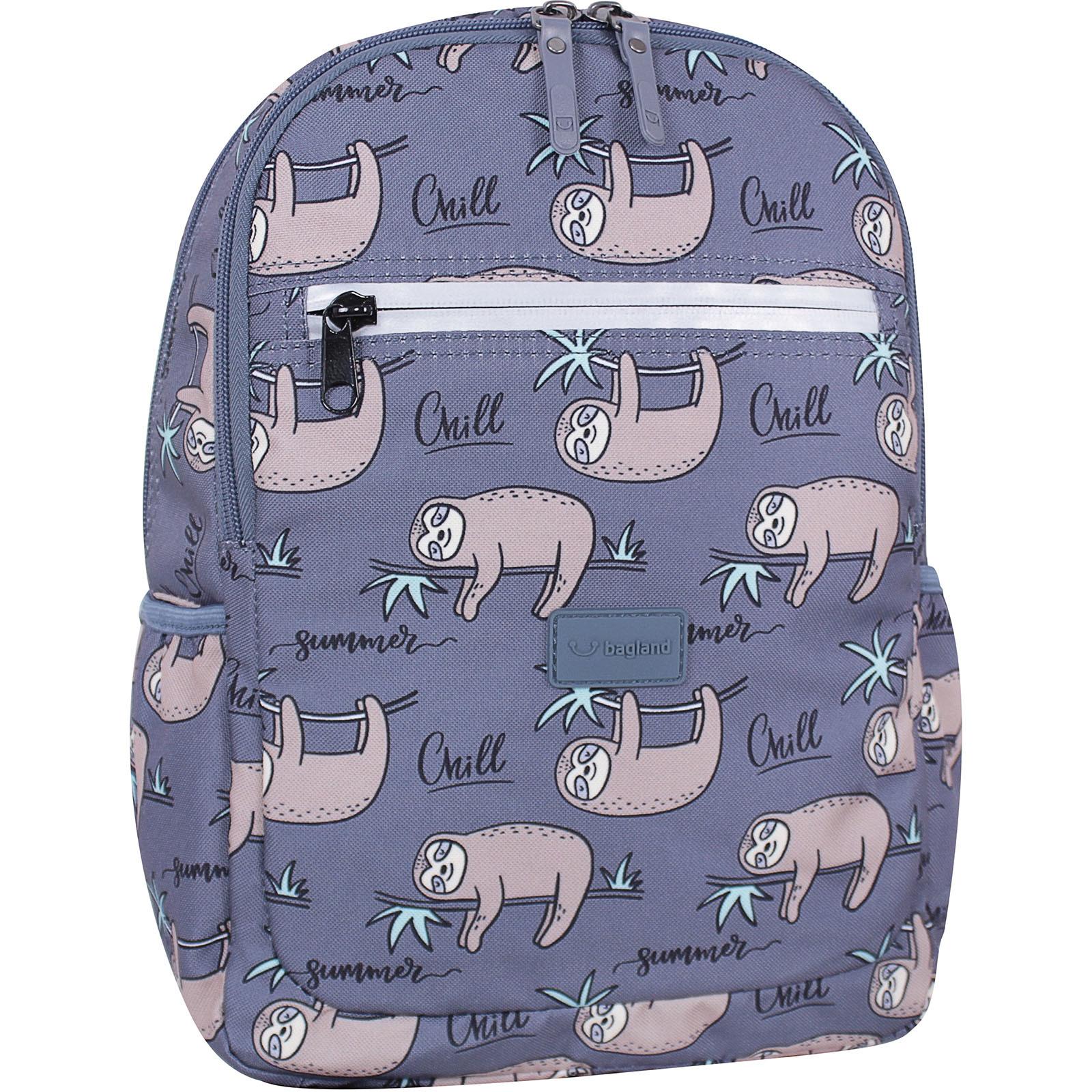 Детские рюкзаки Рюкзак Bagland Young 13 л. сублімація 769 (00510664) IMG_1656суб.769.JPG