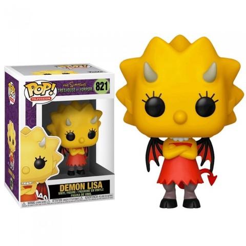 Demon Lisa Simpson Funko Pop! || Демон Лиза