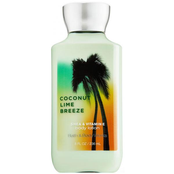 Лосьон для тела Bath&BodyWorks Coconut Lime Breeze 226 гр
