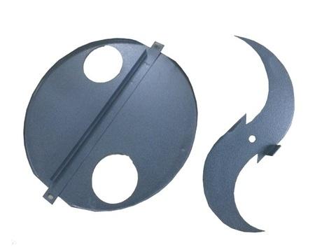 Комплект ножей на ИКБ