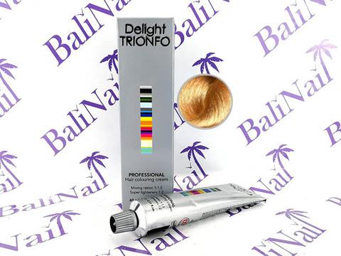 TRIONFO 12-5 стойкая крем-краска для волос Специальный блондин золотистый, 60 мл
