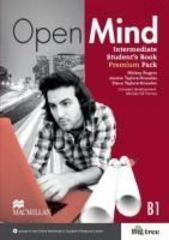 Open Mind British English Intermediate Student's Book Pack Premium