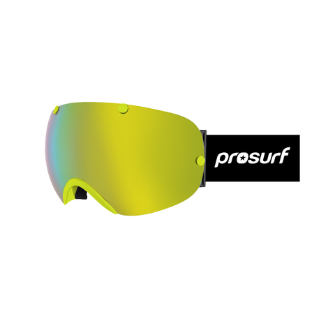 Маска ProSurf SKI GOGGLES WITHOUT FRAME yellow