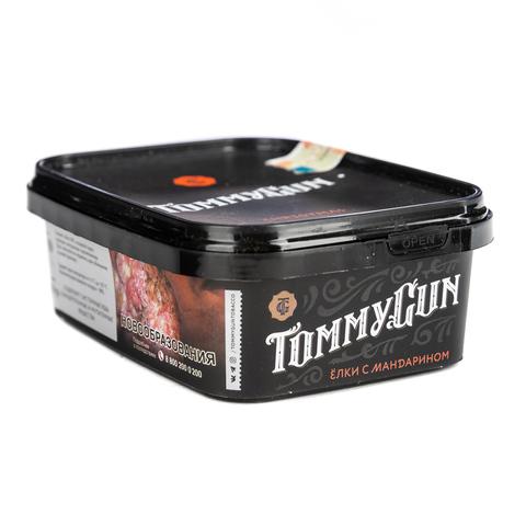 Табак Tommy Gun Christmas (Елки, Мандарин) 100 г