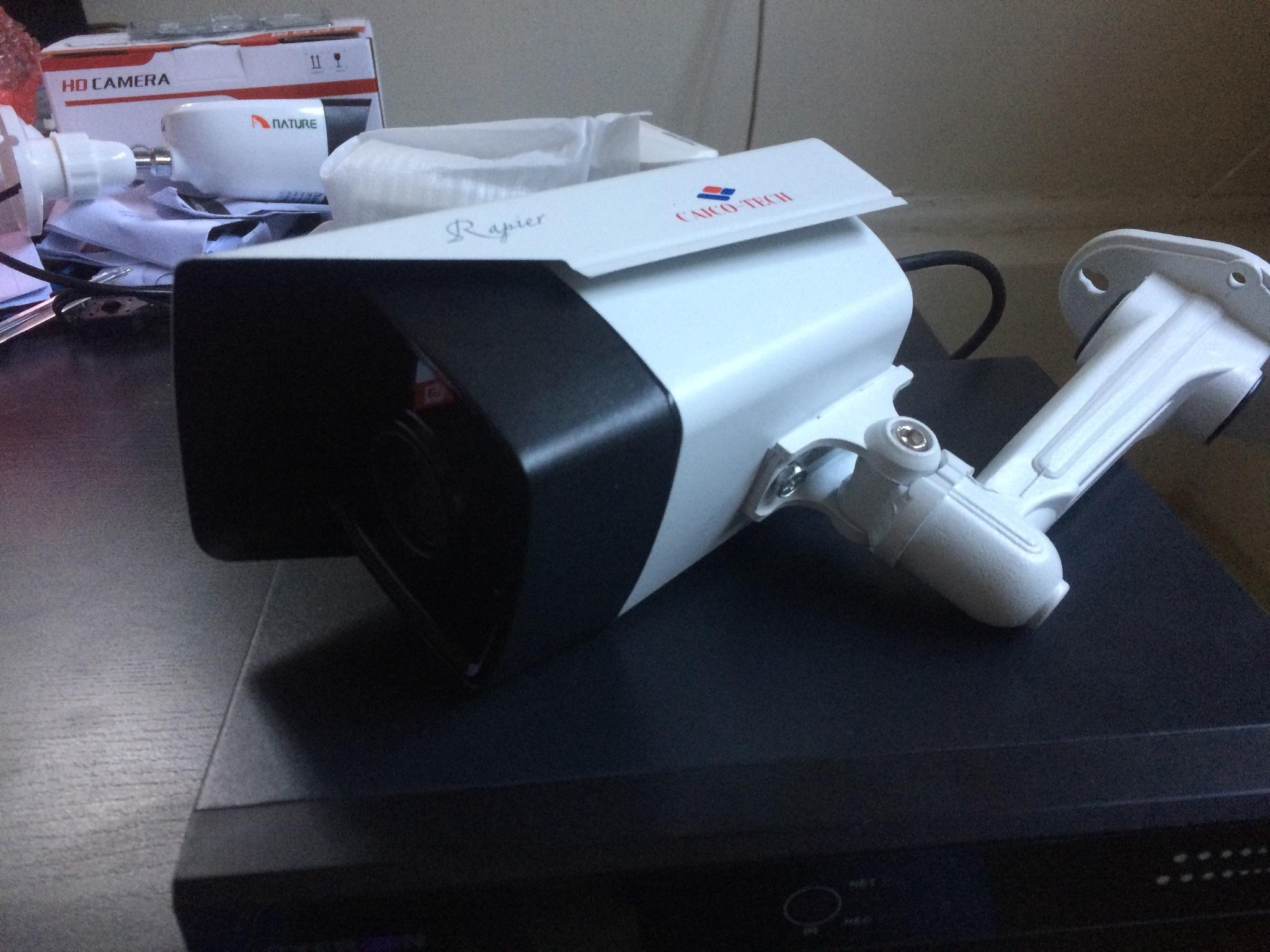 Уличная IP камера наблюдения 8 Мп цена описание купить Москва