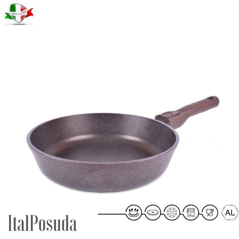 Сковорода со съемной ручкой TIMA Мускат , 24 см