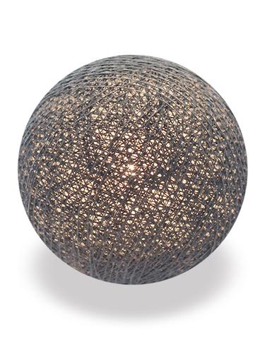 Хлопковый шарик пепельно-серый