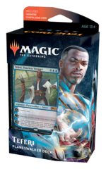 Колода Planeswalker'а «Core set 2021»: Teferi (на английском)