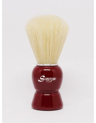 Помазок для бритья Semogue C3 Премиум кабан красная ручка