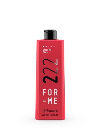 Текстурирующий флюид FOR-ME 222 SHAPE ME GLAZE, 200 мл