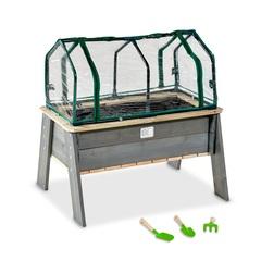 Песочница-теплица Exit Toys с набором инструментов
