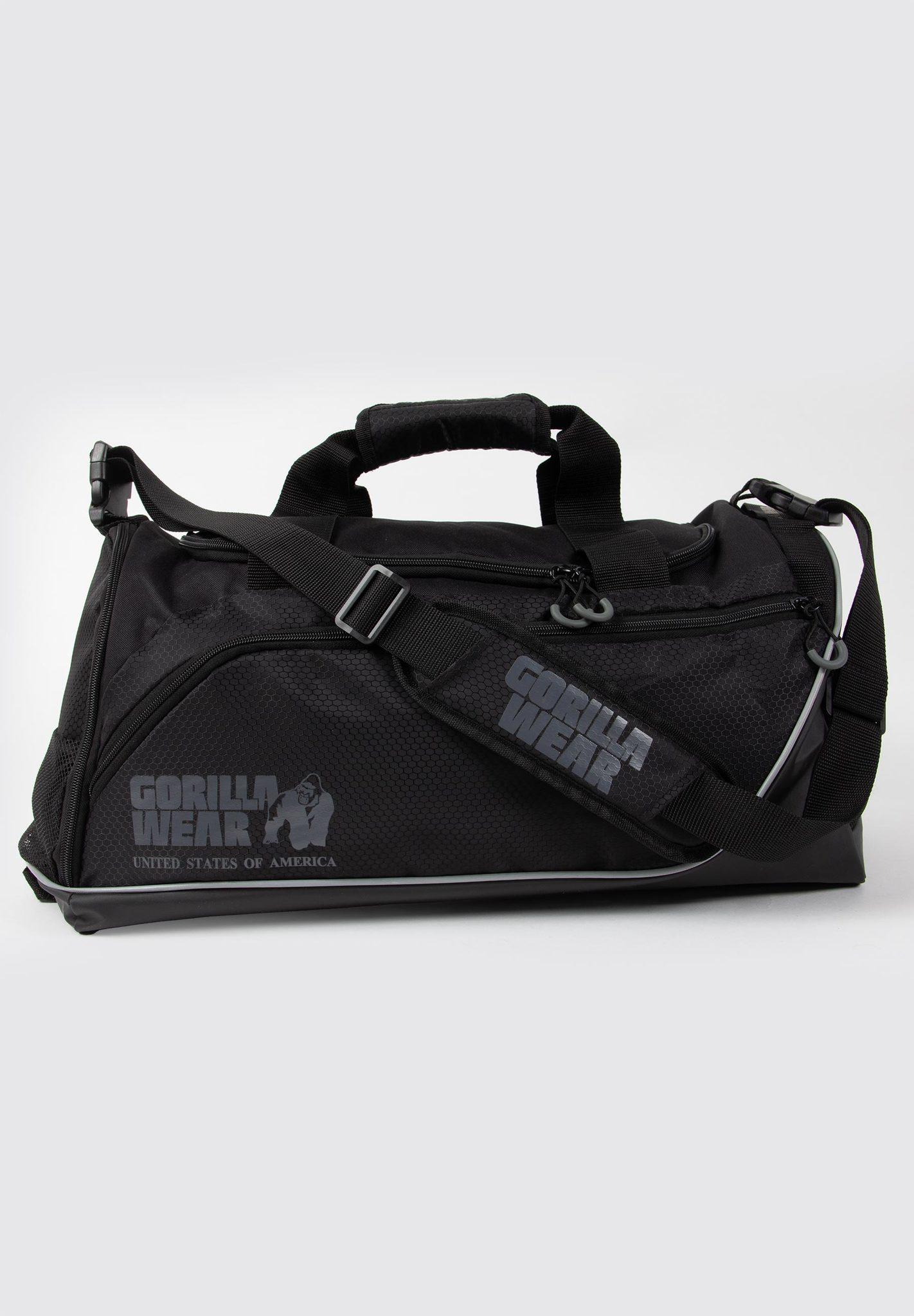 Спортивная сумка Gorilla wear Jerome 2.0 black