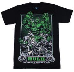BTB The Avengers Hulk — Футболка Халк