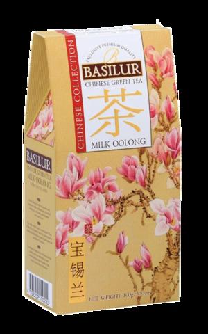 Чай улун Basilur Chinese collection Milk oolong 100 гр
