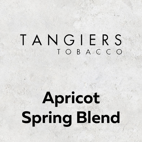 Тangiers (250 гр) Apricot Spring Blend (Special)