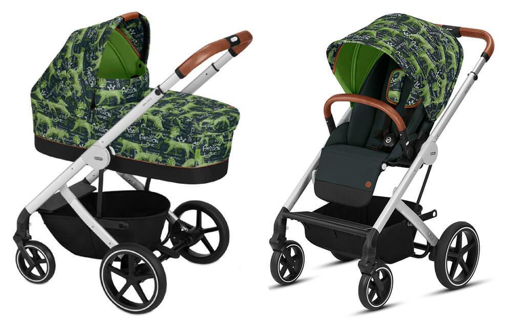 Cybex Balios S 2 в 1, для новорожденных Детская коляска Cybex Balios S 2 в 1 FE Respect cybex-baliuos-s-2-in-1-fe-respect.jpg